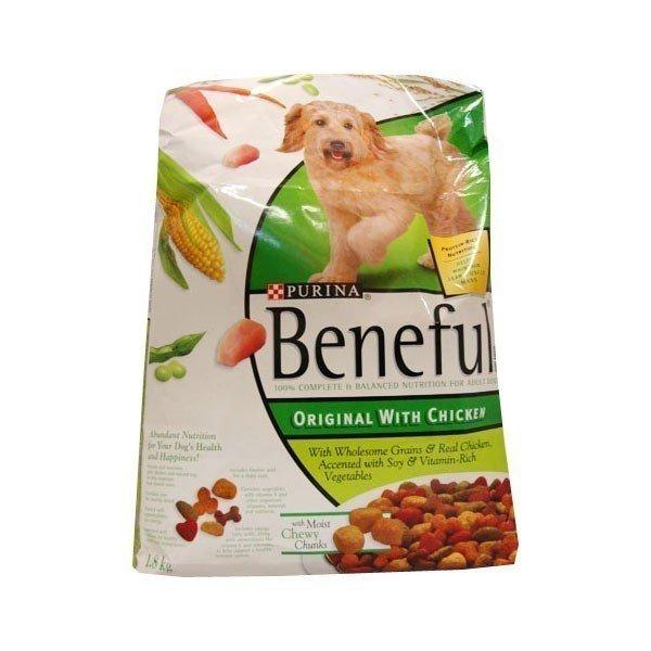 Beneful Dog Food Recall