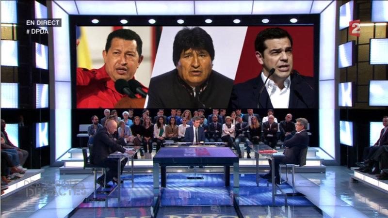Bolivie: Diffusion de fausses nouvelles sur France 2