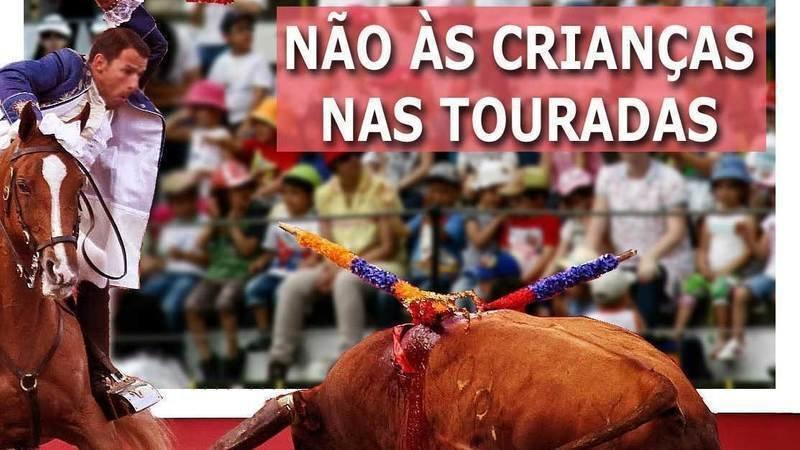 Resultado de imagem para Crianças a ver touradas em Portugal