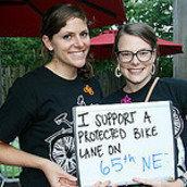 Neighbors for NE 65th Street Protected Bike Lanes